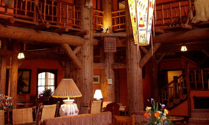 Glacier National Park Montana Lake Mcdonald Lodge