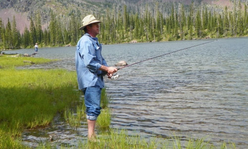 Glacier Fly Fishing Guides