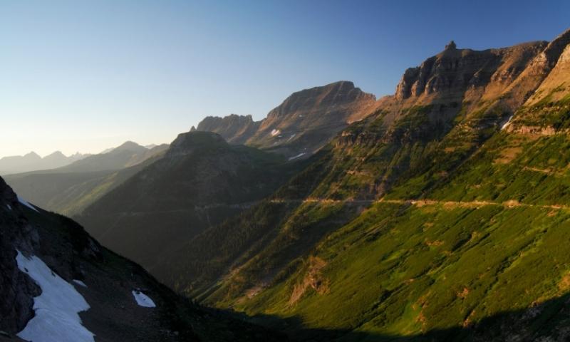 All Seasons Rv >> Garden Wall, Glacier National Park - AllTrips