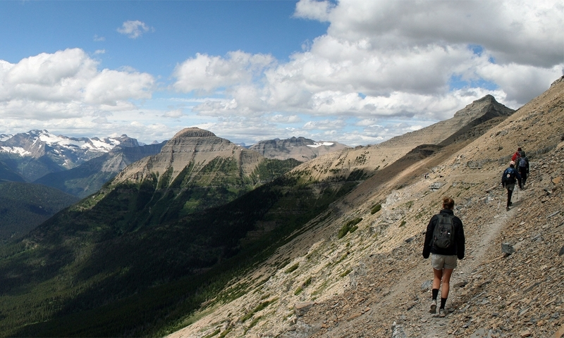 Glacier National Park Trails Amp Maps Trail Guide AllTrips