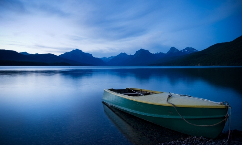 Glacier National Park Montana Lake Mcdonald