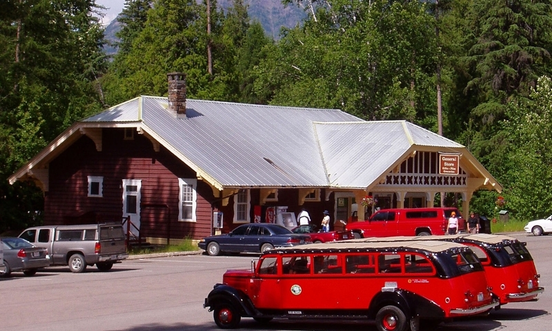 Lake Mcdonald Lodge In Glacier Park Alltrips
