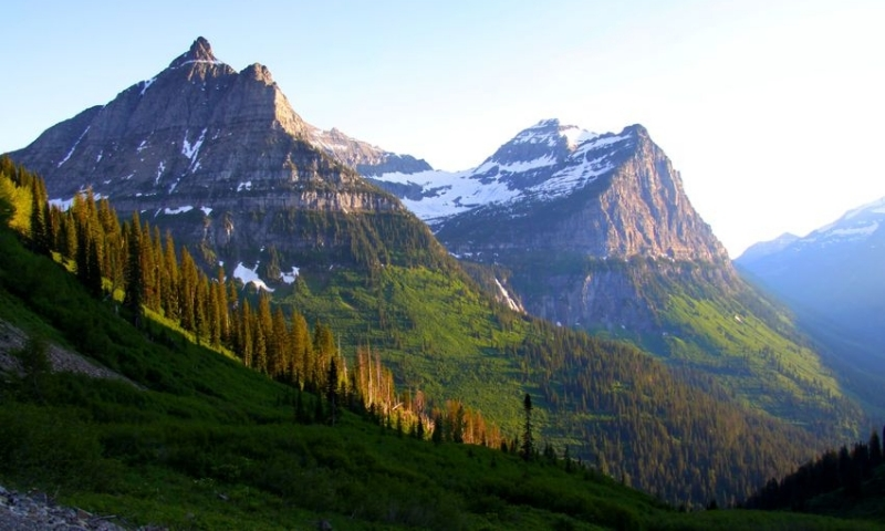 All Seasons Rv >> Logan Pass in Glacier Park, Montana - AllTrips