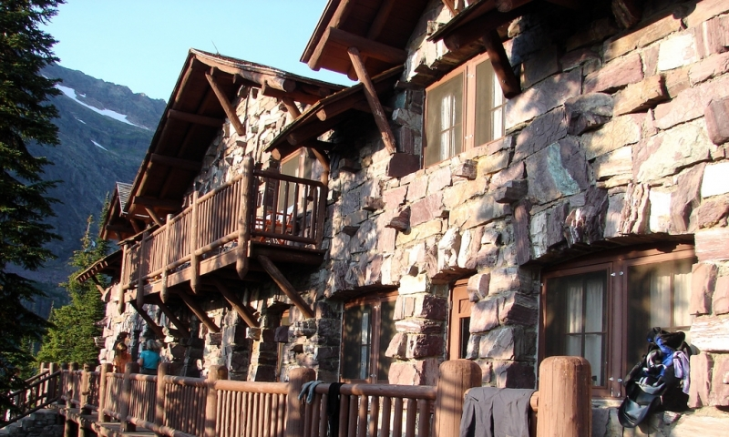 Sperry Chalet