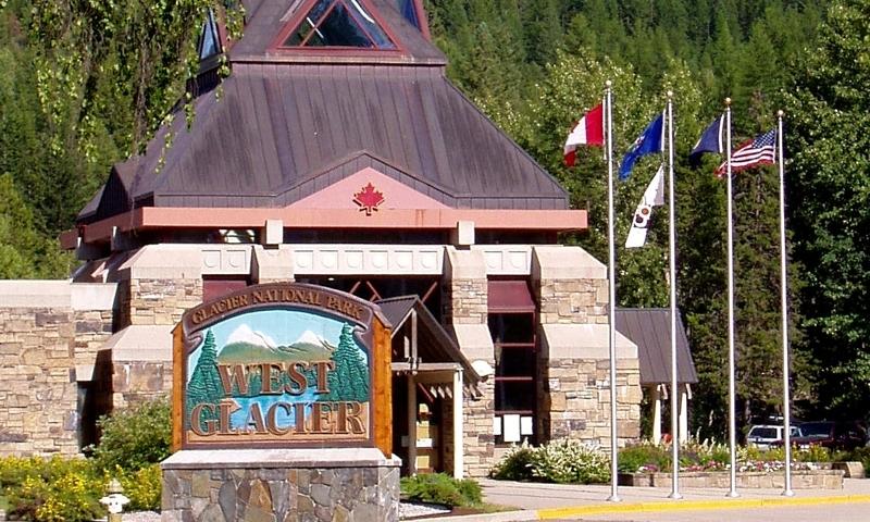 West Glacier Montana