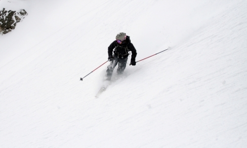Glacier National Park Backcountry Skiing