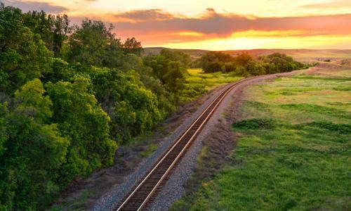 Glacier National Park Railroad
