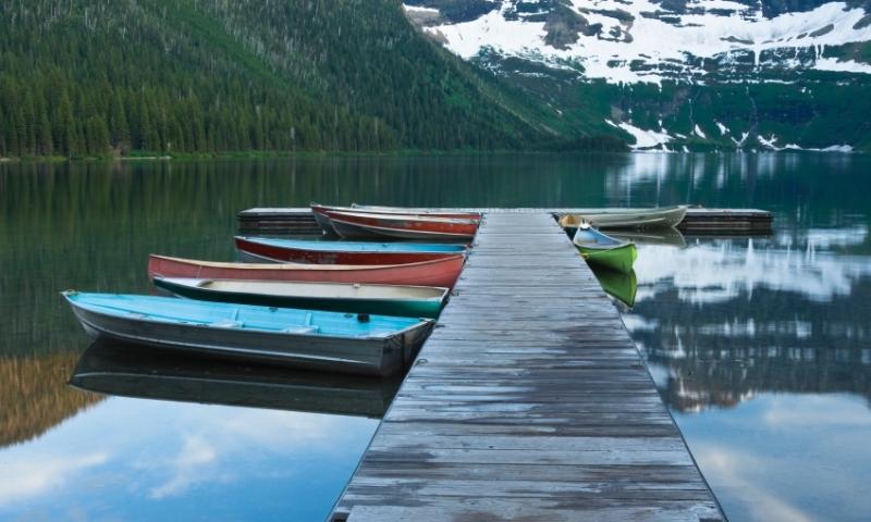 Waterton National Park Boat Rentals Canoeing Kayaking