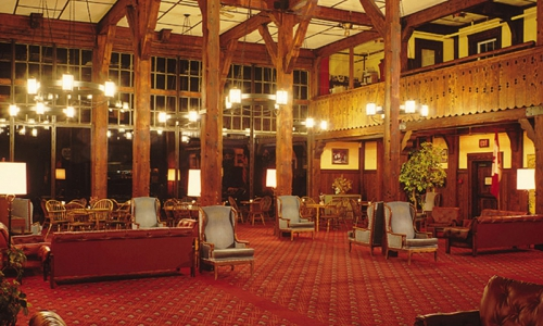 Prince Of Wales Hotel Waterton National Park Alltrips