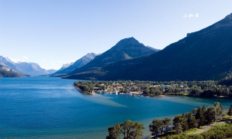 Upper Waterton Lake National Park Alltrips