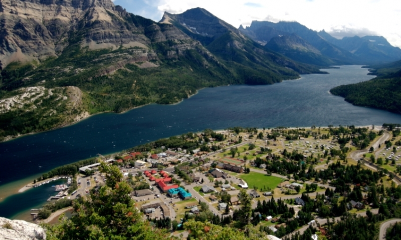 Waterton National Park Lodging Hotels Dining Alltrips