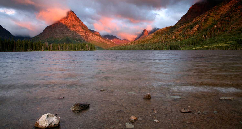 Glacier National Park Webcam Lake Mcdonald Alltrips